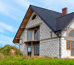 Строительство домов из керамзитоблоков в Тольятти, цены